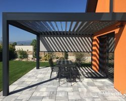 Pergolas bioclimatiques - Six-Fours - Azur Fenêtre